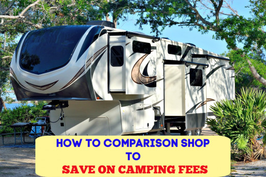 How to make the cost of camping sites more affordable.
