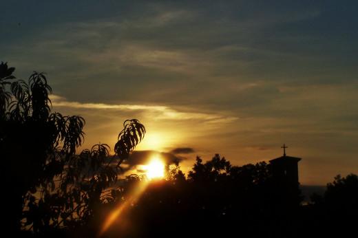 Celestial Skies...