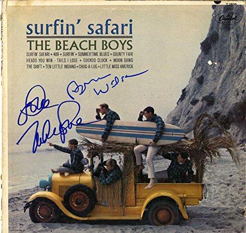 Beach Boys first LP-1962