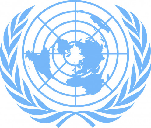 The U.N., bigger brother putting pressure on big brother.