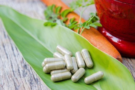 Effectiveness of Organic Supplements