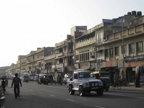 Shops: M.I.Road Jaipur (Right side)