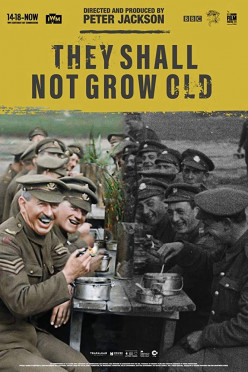 World War I On The Western Front: They Shall Not Grow Old