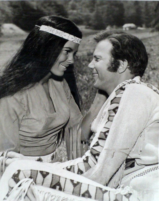 """Captain Kirk had amnesia in """"The Paradise Syndrome"""".  He also got married, another often used plot line."""