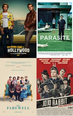 2019 in Movies: The Last Six Months