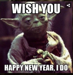 Happy New Year And All That