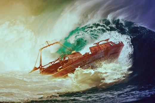 Calming the storm in Matthew's Gospel
