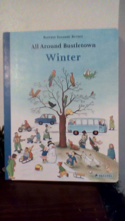 Seasons of the Year in Bustletown Teach Changes in Our Environment in Creative Set of Picture Books
