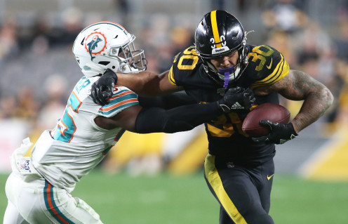 Will James Conner become one of the greatest Steelers backs of all time?