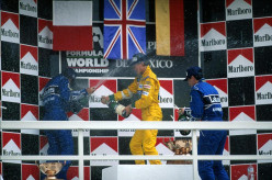 The 1992 Mexican GP: Michael Schumacher's First Podium
