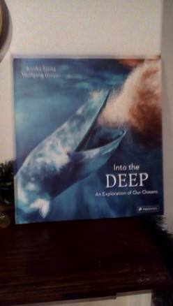 Ocean Exploration With Stunning Photographs in Beautiful Coffee Table Book