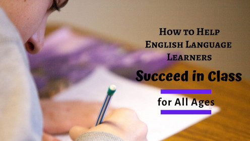 Be intentional about using effective strategies to help your English language learners succeed.