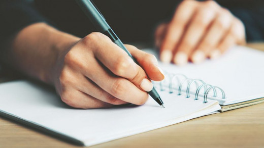 Write your way into good habits