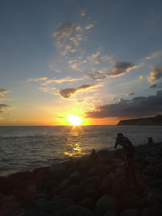 Sunset Yallas, St. Thomas
