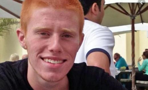 Bryce Laspisa, 19, vanished from Lake Castaic, in northwestern Los Angeles County, California, on August 31, 2013.