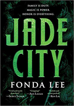 Jade City: It's a Book about Asian Magic Wielding Mobsters and it's Fantastic!