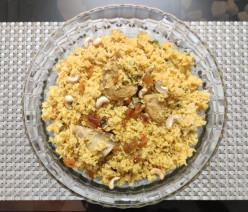 A Homemade Easy and Tasty Chicken Biriyani: Kerala Style Recipe