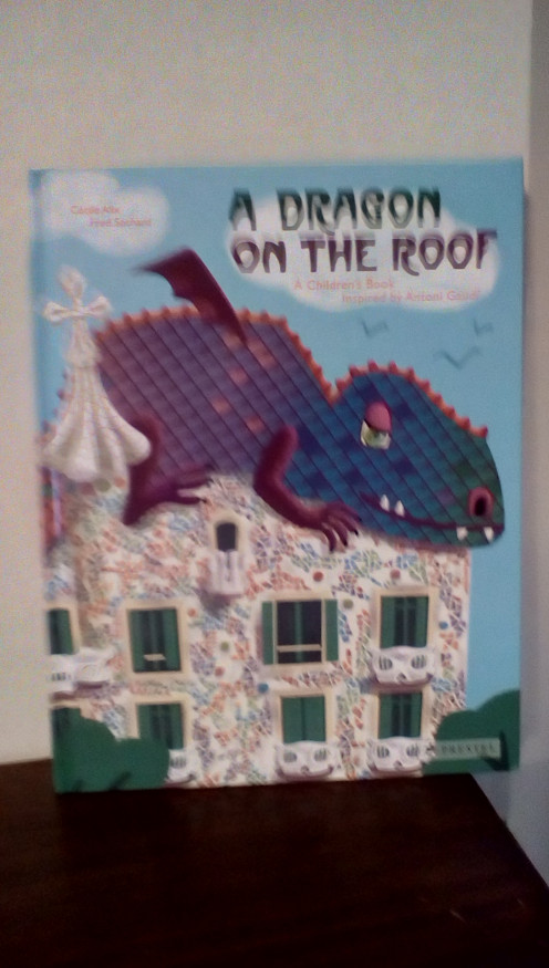 Imaginative tale of a little girl and a visiting dragon