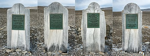 Graves of Franklin's Expedition Crew