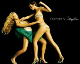 SEXUALITY IN FASHION ADVERTS