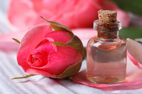 Rose Water: One of the Key Ingredients in Thayers Witch Hazel Toner - Rose Petal