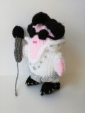 How to Knit an Elvis Doll (With Pattern)