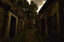 Storyline - 28: Cemetery Road... Locked In!