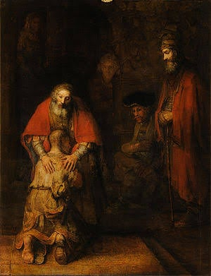 The Return of the Prodigal Son, 'Rembrandt'