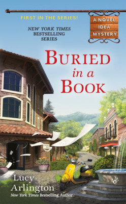 Book Review: Buried in a Book by Lucy Arlington