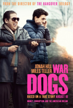War Dogs (2016) Movie Review
