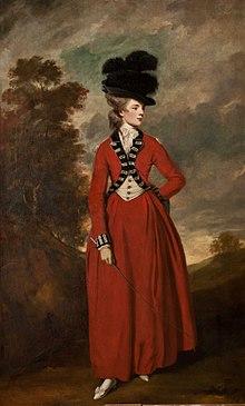Lady Seymour Fleming Worsley