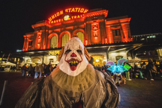 Halloween--a great spooktacular, but almost devoid of music
