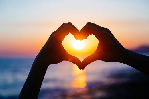 The heart chakra not only refers to the endeavors of romantic love, but universal love and your ability to be accepting of all people.