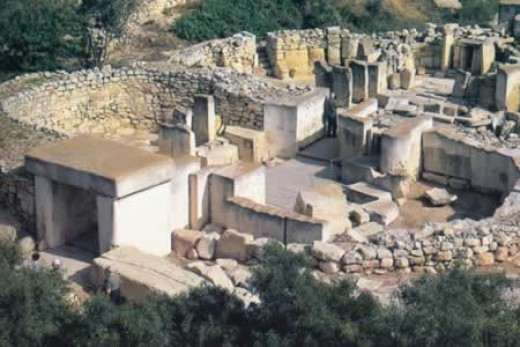 The nearby Temples of Tarxien