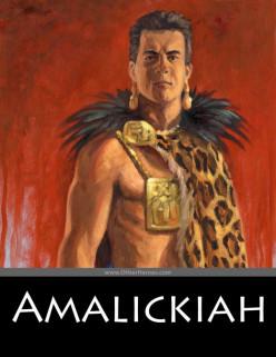 The Rise of Amalickiah: Traitor