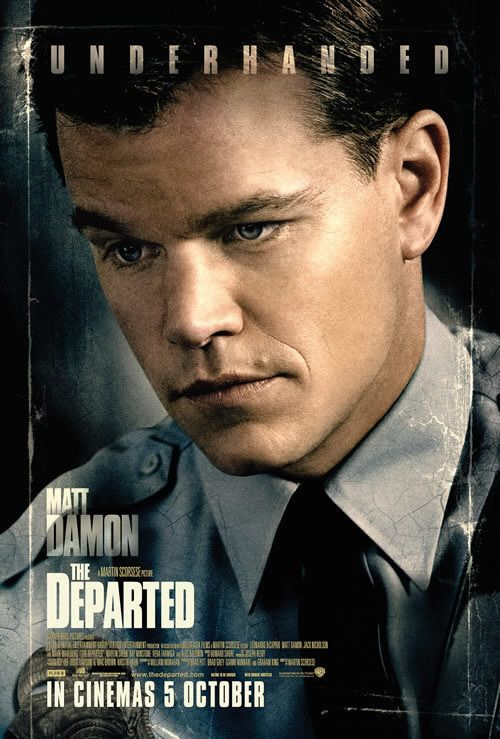 The Departed Poster #2