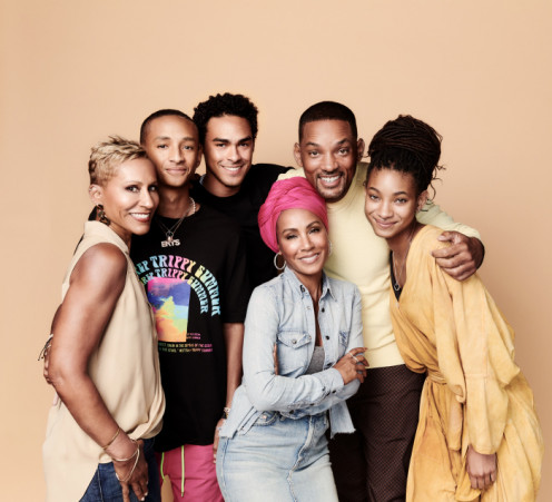 The Smith's are a family constantly discussed for their positive parenting approaches and styles.