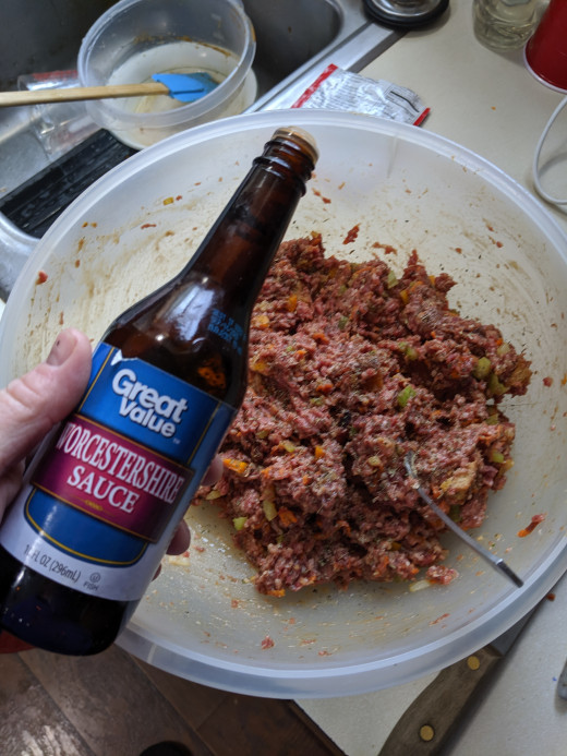 Add Worcestershire sauce