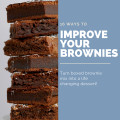 16 Ways to Improve Boxed Brownie Mix