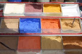Egyptian Pigments