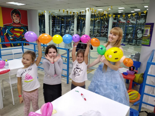 Games With Balloons For Kids
