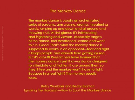 Monkey Dance Definition