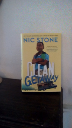 Race Relations Connections Discovered on Road Trip With Grandma in Adventurous Read from Popular Author Nic Stone