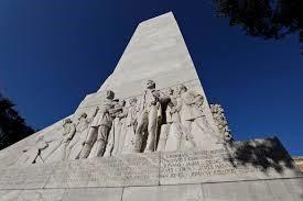 The Alamo Cenotaph also called The Spirt of Sacrifice