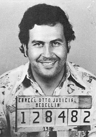 The Godfather Of Narco Football - Pablo Escobar