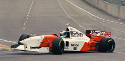 The 1995 Australian GP: Mika Hakkinen's Near Fatal Crash
