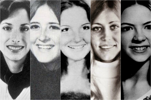 Ted Bundy claimed to have murdered 30 women. Most experts agree the number of victims could be as high as 100. Photo courtesy of MamaMia.