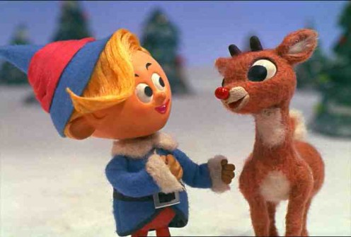 Rudolph the Red Nosed Reindeer © Rankin and Bass