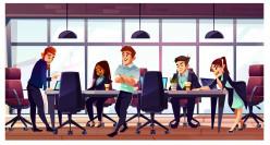 Designing an Office for Millennials- A Beginner's Guide