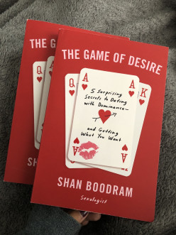 My Take on The Game of Desire by Shan Boodram